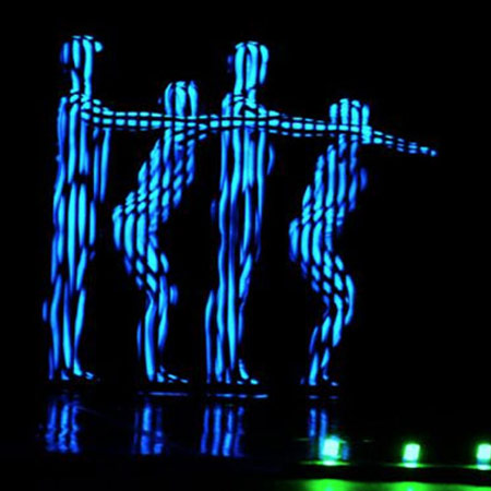 Evolution Dance Theater - ELECTRICITY