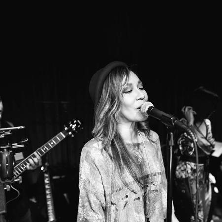 Charlene Amoncio - Band