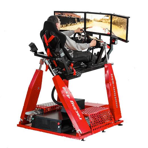 Two Reality - F1 VR Simulator