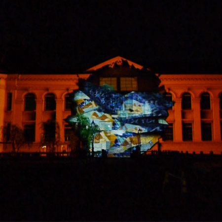 Videomapping For Events