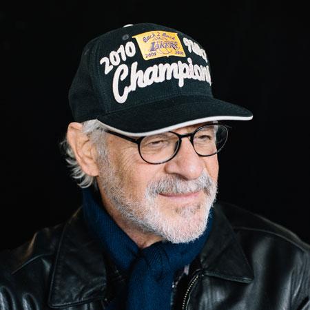Marty Kinrose - Spielberg lookalike