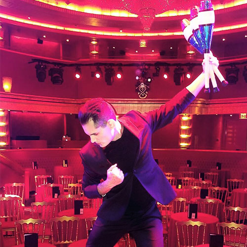 Rony  Gomez - Juggler
