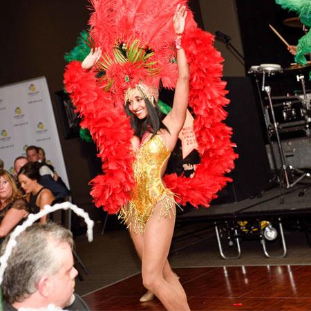 The Dance Mob - Carnival Dancers