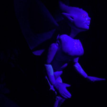 Creature Encounter - The Fairy Queen