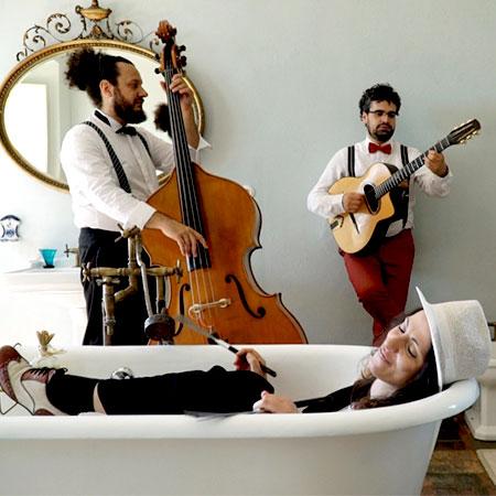 Tea For Three Swing Band