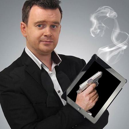 Yann Roulet - iPad Magic