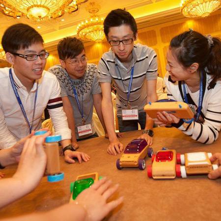 Team Building Asia - Need 4 Speed