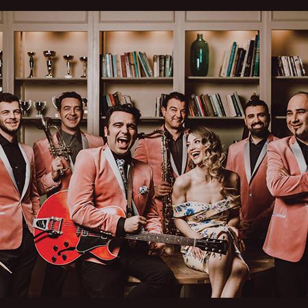 The Swingin' Cats - Retro Swing Band