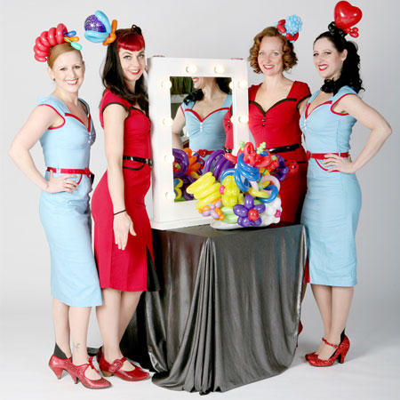 The Inflate-a-Belles