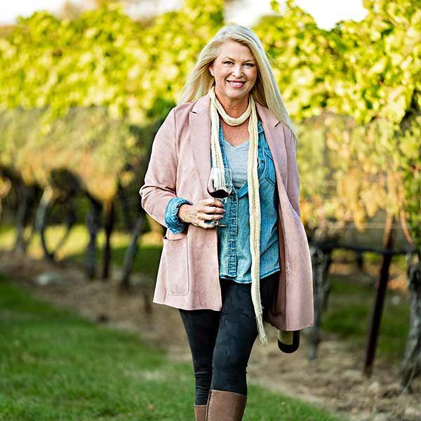 Sandra's Wine Life - Virtual Wine Pairing