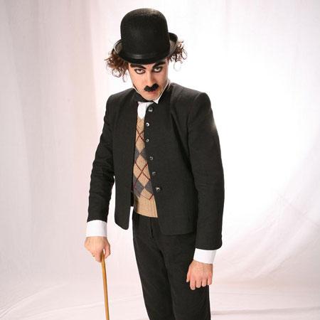 Elia Piva - Charlie Chaplin Lookalike