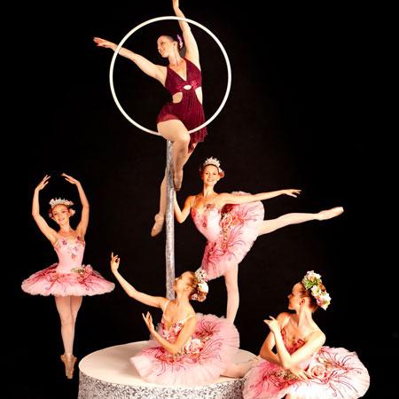 Sophie Adams - Rose Aerialists and Ballerinas