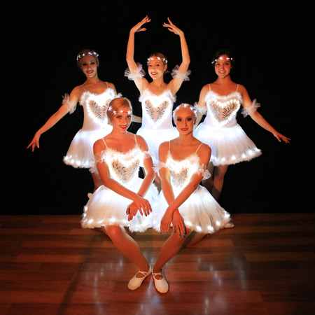 Luxe Productions - LED Ballet Show