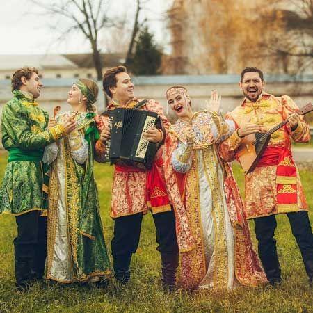 Lubo-Milo - Russian Folk Group