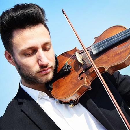 Valentino Alessandrini - Italian Violinist