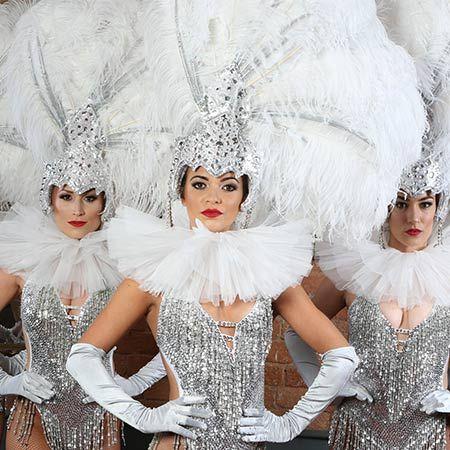 The Vegas Show Girls