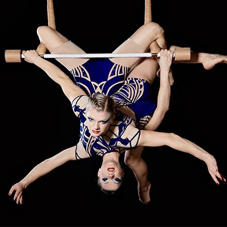 Bazalii Sisters - Trapeze Twins