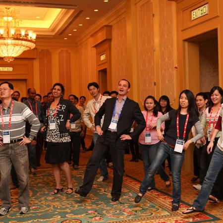 Team Building Asia - One Voice