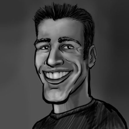 Caricatures by Casey