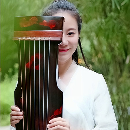 Mr  Dong - The Chinese Guqin