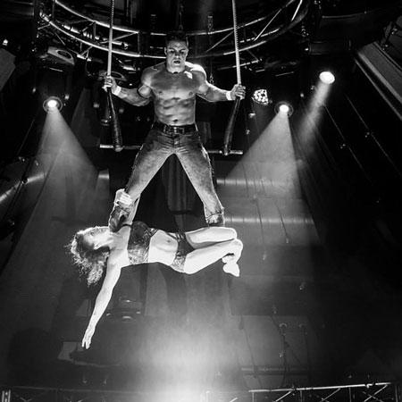 Duo Transcend - Trapeze