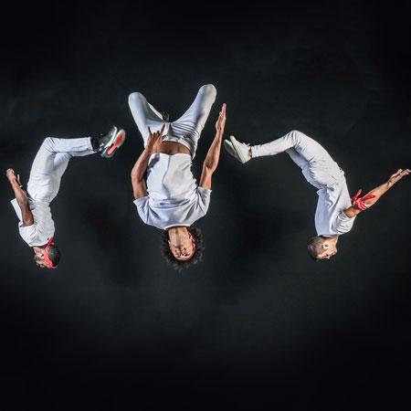 Stuntshow Events - Yamakasi Freerun