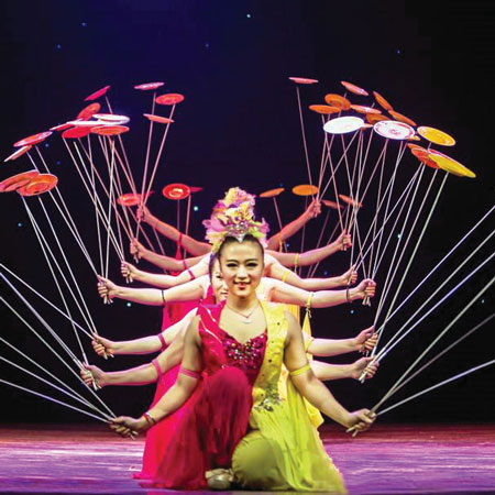 The Fabulous Chinese Acrobats