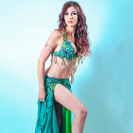Nadia Hayek - Belly Dance