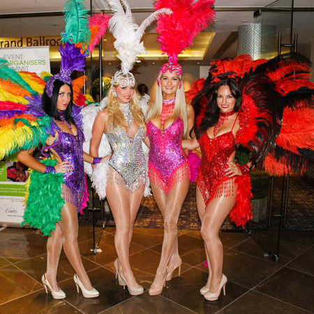 Candi Promotions - Show Girls