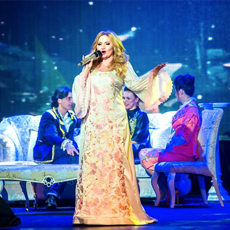 Nataly Divine - Pop Opera Singer