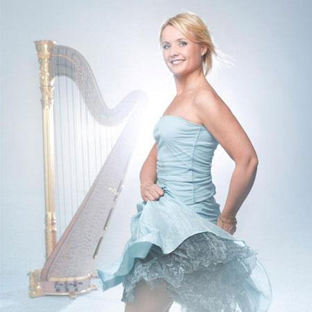 Sidsel - Harpist