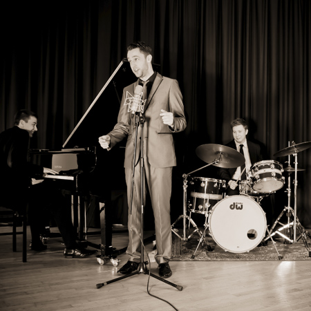 Paul Skerritt - Jazz Band