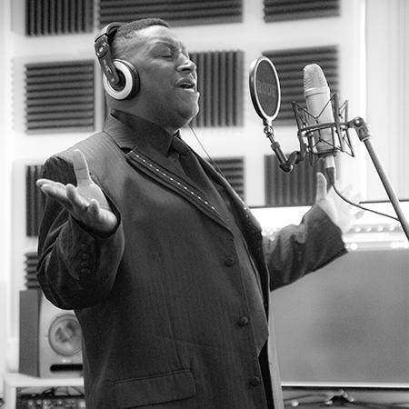 Steve Simone - Motown Singer