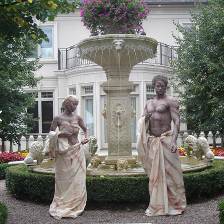 Statues Alive