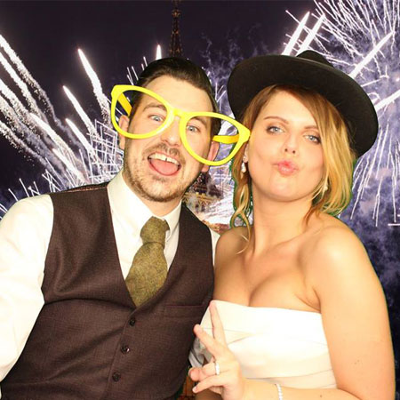 Smiley Booth Photo and Video Booth Hire