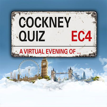 Custom Creations - The Virtual Cockney Quiz