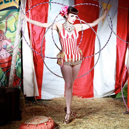 Talulah Blue - Circus Showgirl