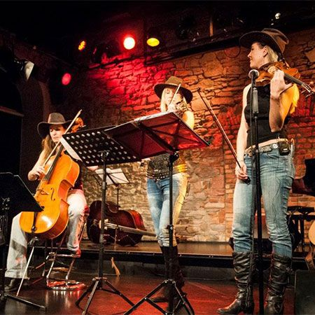 La Finesse -Western Strings