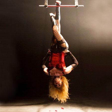Shyamtara - Trapeze Act