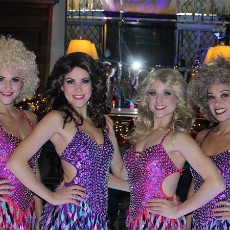 70s Disco Dancers