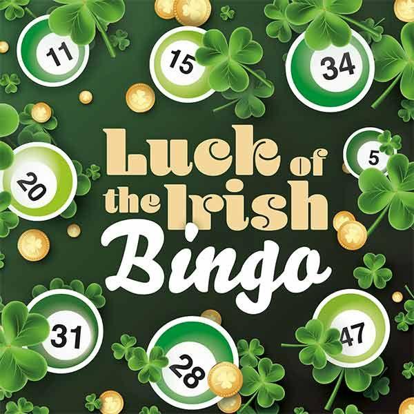 Luck of the Irish Musical Bingo
