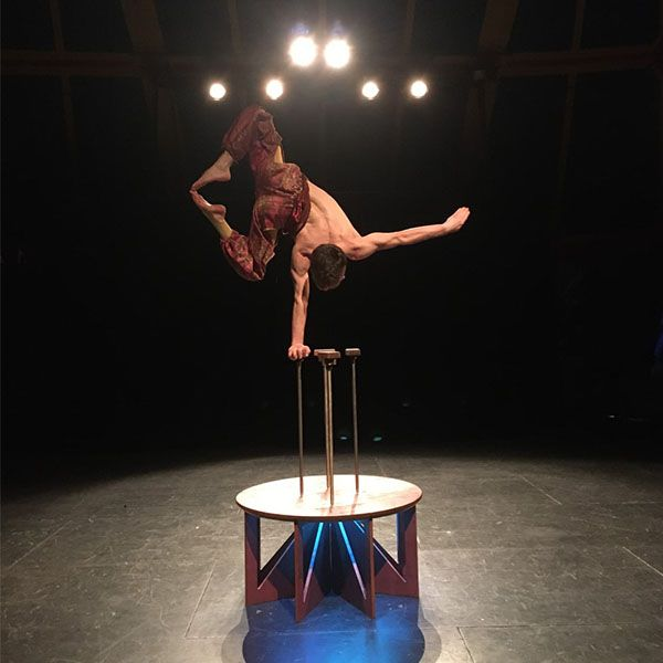 Handstand canes act