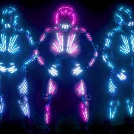 Cirque Bijou - Light Energy Dance