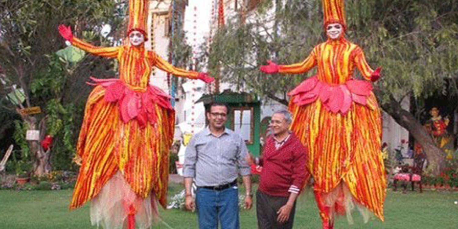 A Tall Order For Indian Private Party