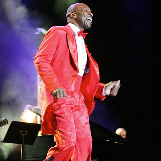 Movin Melvin Brown - Singer / Tap Dancer
