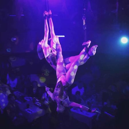 Stock Bernadett - Body Trapeze