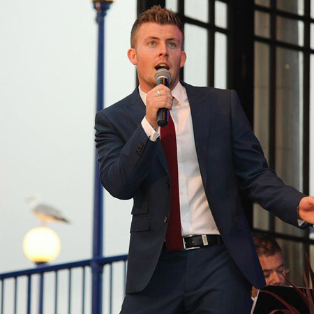 Tom Fitzpatrick - Solo Singer