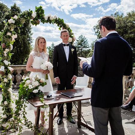 Alessio The Celebrant - Wedding Celebrant