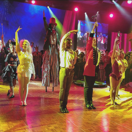 Greatest Show Cirque - In House Production