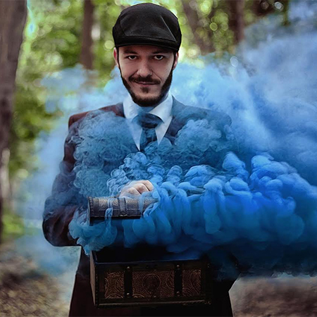Daniel Collado - Magician and Mentalist